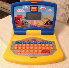 Bob the Builder ON THE JOB Laptop - VTech, HTF, Three Levels of Difficulty