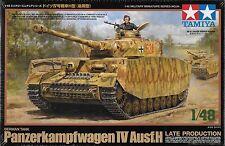 1/48 Tamiya 32584 -  German WWII Panzer IV Ausf.H - Late Production Model Kit