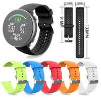 Correa Pulsera Banda Watchband Silicona Para Reloj inteligente Polar Vantage M