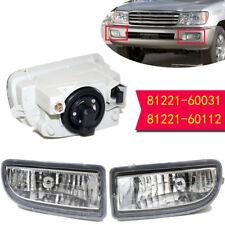Fog Lamp 81221-60031 / 81211-60112 For Toyota LAND CRUISER 100 LC100 1999 - 2006