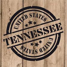 Vinilo de Corte Tennessee Pegatina Tennessee USA United States 10 cm Adhesivo