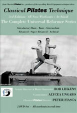 Classical Pilates Technique Complete 0823230000790 DVD Region 1