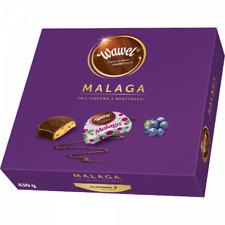 2 x Czekoladki MALAGA 430g Wawel WALENTYNKI VALENTINE'S DAY CHOCOLATE