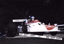 9x6 Hans Stuck Jr   F1 March-Cosworth 751 , German GP  Nurburgring 1975