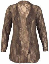 Maglie e camicie da donna in pizzo floreale Taglia 44