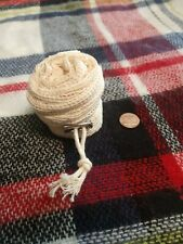 3 Piece Lot Reusable Organic Cotton Produce Bags With Clasp 1 S, 1 M, 1 L