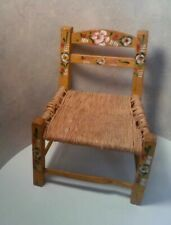 Vintage Cane Bottom Child's Chair