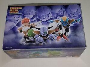 "Bandai Dragon Ball Adverge Motion 2 SET OF 7x Set of 2"" Mini Figures Super"