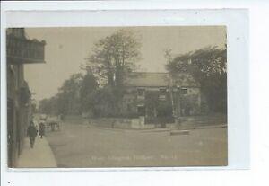 Real photo postcard of West Allington Bridport Dorset good condition
