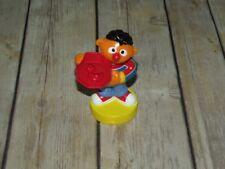 RARE Sesame Street Ernie Playdoh Cookie Stamper Press Mold