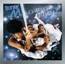 """BONEY M. """"NIGHTFLIGHT TO VENUS"""" CD REMASTERED NEUWARE"""