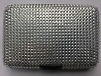 Aluminum Metal Pocket Business ID Credit Card Wallet Holder Waterproof Case Box