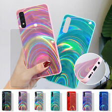 Screen Protector+Hybrid PC Back Case For Galaxy S20 Ultra A51/71 4G A20/30/50/70