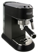 DeLonghi Dedica Style Siebträger Espressomaschine 15 bar, EC685.BK, Schwarz
