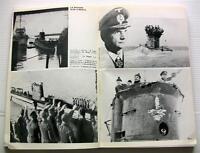 SOUS MARIN HISTOIRE MONDIALE U BOOT MILITARIA GUERRE MER LIVRE BOOK PHOTOS MER