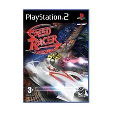 Speed Racer el videojuego de Sidhe Interactive para la Sony PS2 en buen estado