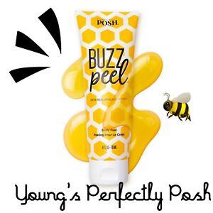 Perfectly Posh Buzz Peel Skin Resurfacing Honey New/Sealed Beelieve 4oz.