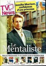 SIMON BAKER  TV NEWS
