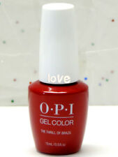 OPI GelColor New Gel Nail Polish Soak-Off A16- The Thrill Of Brazil