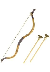 Brave Bow and Arrow Plastic Toy Weapon