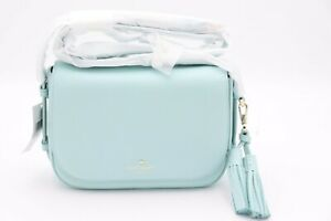 NWT Kate Spade New York Blue Orchard Street Penelope Leather Crossbody Bag $328