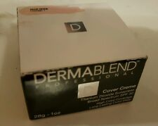 DERMABLEND Cover Creme w/sunscreen Gauranteed AuthenticFREE SHIPPING  REDUCED !