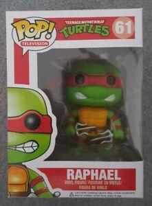 Teenage Mutant Ninja Turtles Raphael Funko Pop Vinyl #61