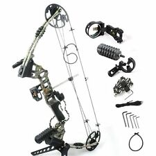 Archery Arena 30 Compound Bow 70# Right Hand Shadow Series Camo
