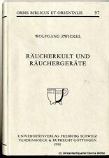Räucherkult und Räuchergeräte v. Wolfgang Zwickel 3525537271