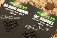 Korda NEW Quick Change Swivel ** FULL RANGE **