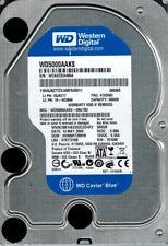 Western Digital WD5000AAKS-08A7B2 500GB DCM: HHNNHT2MHB