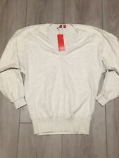 NWTags ESPRIT fine knit lightweight pullover tunic sweater Small Natural Beige