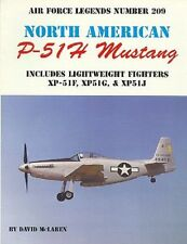 Ginter  Air Force Legends: North American P51H Mustang magazine 209