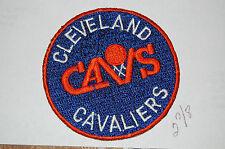 "Cleveland Cavaliers 2 5/8"" Circular Logo Patch Basketball Lebron James"