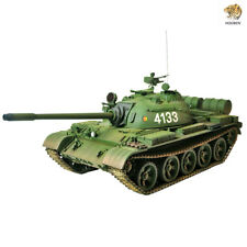 Hooben Classical Collection Tank Model 1:16 Static Kit T55A Russian Heavy Tanks