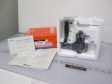 New Mitutoyo 378-502 VMU-2H Video Microscope Unit w/ C-Mount for Video Camera