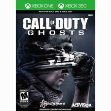 Open Box: Call Of Duty Ghosts Xbox 360 And One - For Xbox 360 And One - ESRB Rat