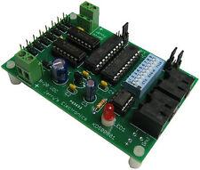 8 Channel DMX 512A Servo Controller Kit DIY Electronic Solder