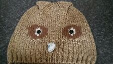 owl hat one size