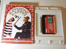 MSX Keystone Kapers Cartridge Japan Video Game - WORKS