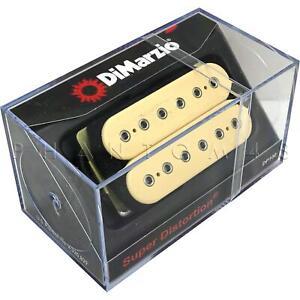 DiMarzio DP100 Super Distortion Standard 50mm Bridge Humbucker Pickup - Cream