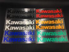 20cm Fuel Tank Fairing Emblem Decal For Kawasaki Sticker Motorcycle Badge Custom