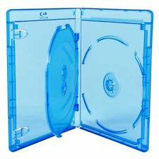 100 x Amaray 3-Disc Blu-ray Case 21mm in Dragon Trading Packaging