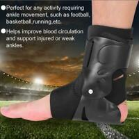 Foot Drop Ankle Brace Splint Orthotics Fracture Sprain Injury Support Strap Wrap