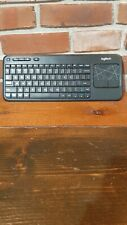 Logitech K400R Wireless Touch Keyboard with Touchpad (NO RECEIVER)