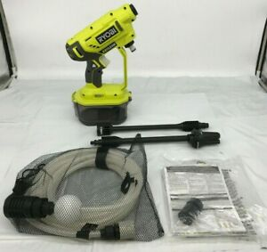 RYOBI RY120350 ONE+ 18-Volt 320 PSI Cold Water Cordless Power Cleaner LN, M