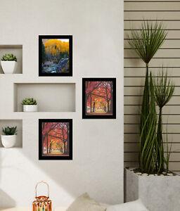 "[Set of 6] Black Photo Frame 8""x10"" (20.3x25.4 cm) Wooden Wall Hang Portrait"