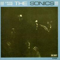 The Sonics, Sonics - Here Are Sonics [New CD] UK - Import