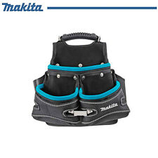 Makita Electricians Craftsman 3 Pockets Fixings Pouch Tools Bag Belt Attachable