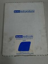 Burco P/N 2281 Left Side Mirror Glass, Ford E-150, E-250, E-350, E-350 SD (NIB)